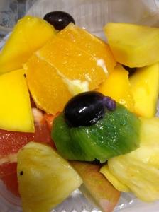 Fruit Salad @ My Desk